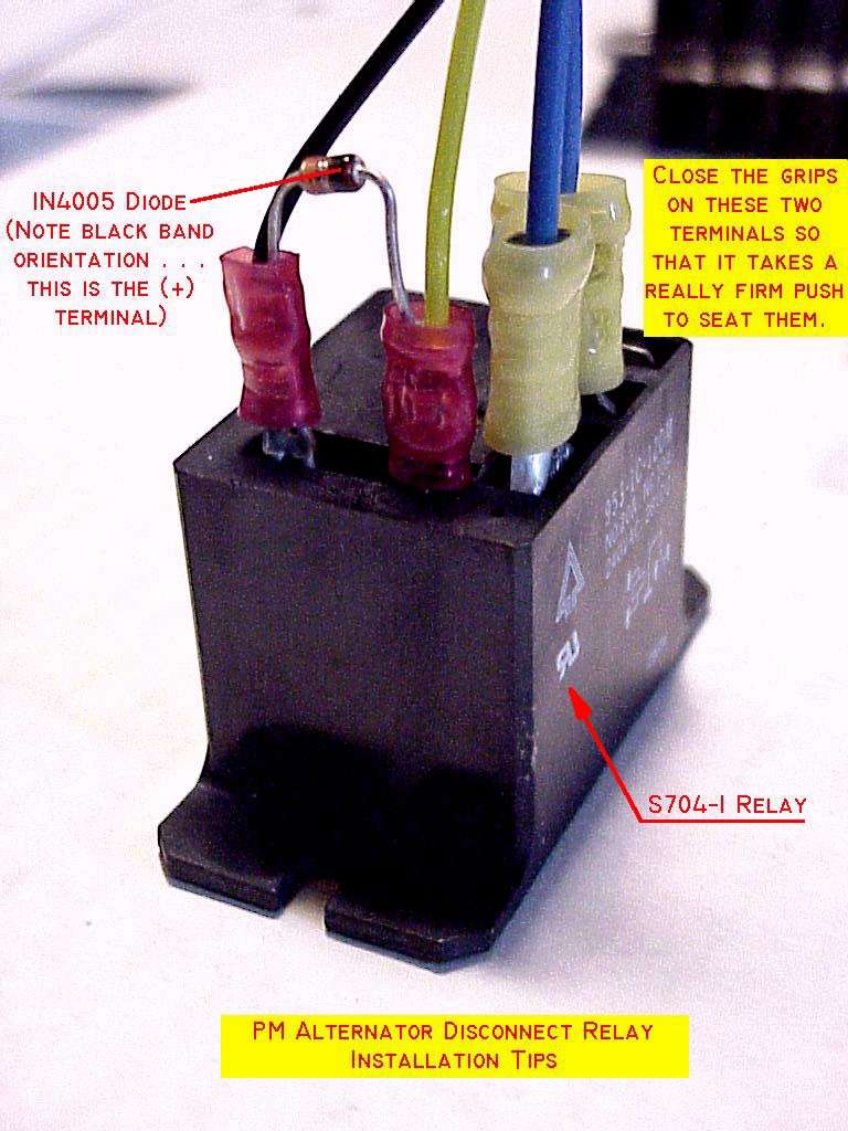 s704inst aeroelectric connection published works by bob nuckolls relay wiring diagram with diode at gsmx.co